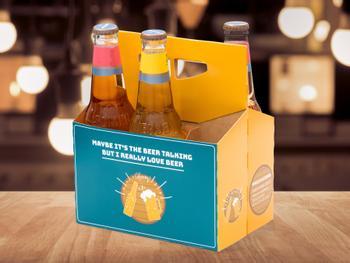 Bierbox für Bierliebhaber