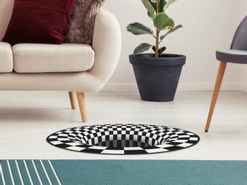 Spralla 3D-Teppich