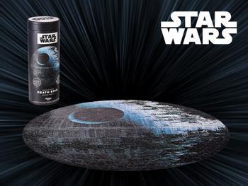 Star Wars Death Star Doppelseitiges Puzzle