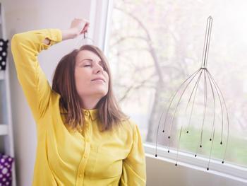 Kopfmassagegerät