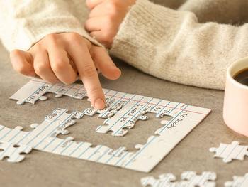 Puzzle Liebesbrief