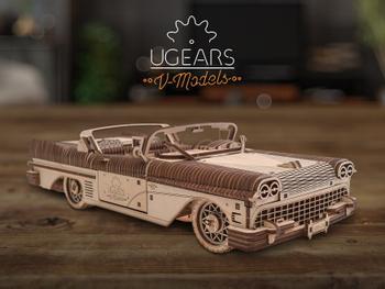 Ugears Dream Cabriolet VM-05 Car Cabriolet