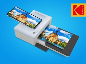 Kodak Printer Dock Fotodrucker Bluetooth