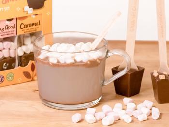 GNAW Heiße Schokolade am Stiel 3er-Pack