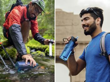 LifeStraw Go Wasserreinigungsflasche