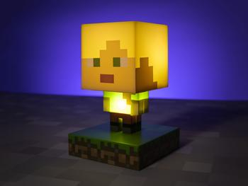 Minecraft Alex Lampe