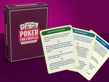 Poker for Couples Sexspiel