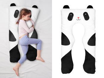 Zenkuru Seitenschläferkissen für Kinder