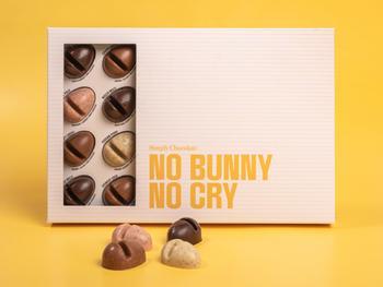 Simply Chocolate Ostereier No Bunny No Cry