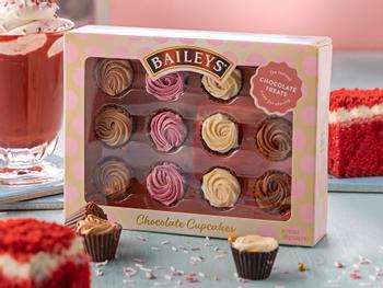 Baileys Cupcakes Pralinen