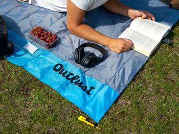 Outlust Picknickdecke Im Taschenformat