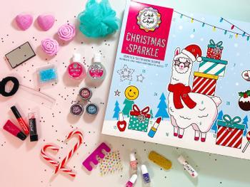 Chit Chat Christmas Sparkle Schminke Adventskalender