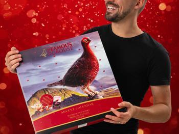 Famous Grouse XL Adventskalender