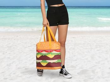 Cheeseburger Kühltasche