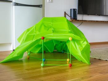 Spralla® Bausatz Für Spielhaus