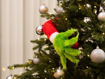 Spralla® Weihnachtsbaumdekoration Weihnachtsdieb