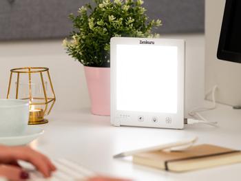 Zenkuru® Lichttherapie-Lampe