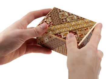 Himitsu Bako Puzzle Box