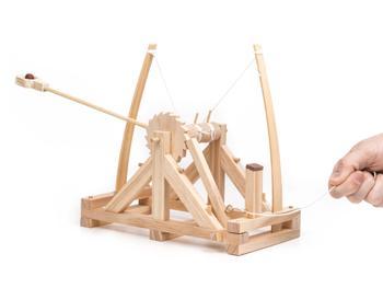 Leonardo da Vinci Holzmodelle