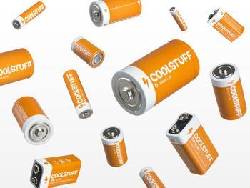 CoolStuff Batterien