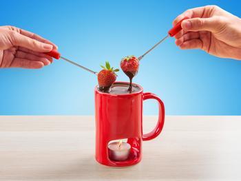 KitchPro Fondue-Tasse