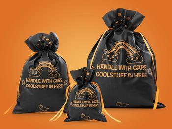 Geschenkbeutel 3er-Pack