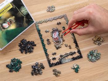 Das kleinste Puzzle der Welt