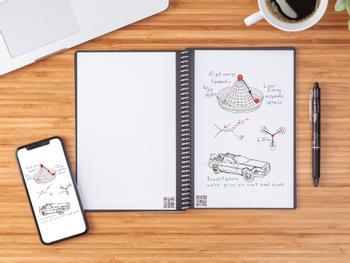 Rocketbook Everlast Smart Notizbuch