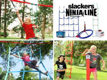 Zubehör Slackers Ninja Line