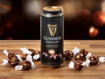 Guinness Trüffel-Bierdose