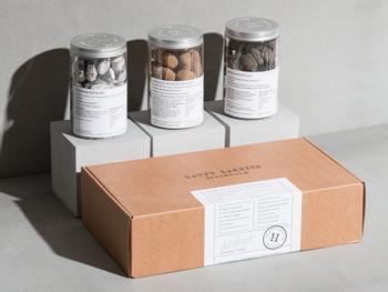 Haupt Lakrits Geschenkbox - Ta det med en nypa Saltlakrits