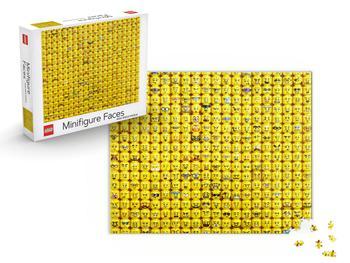 Lego Minifigure Faces Puzzle 1000 Teile