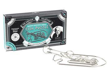 The Einstein Collection - Fisch Puzzle