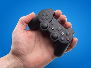 PlayStation Antistress-Spielzeug
