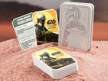 Star Wars The Mandalorian Trivia Quiz