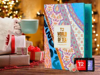 T2 World of Tea: Adventskalender Mit Tee