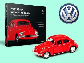 VW Adventskalender Käfer