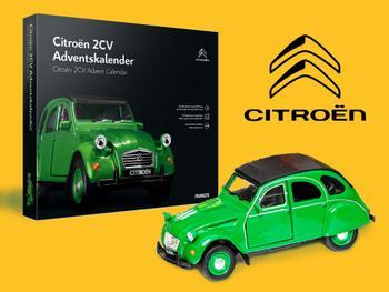 Citroën 2CV Adventskalender