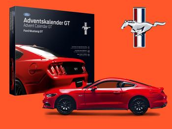 Ford Mustang GT Adventskalender