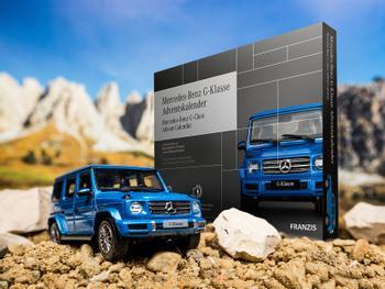 Adventskalender Mercedes-Benz G-Klasse