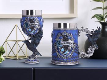 Harry Potter Bierseidel und Weinglas - Ravenclaw