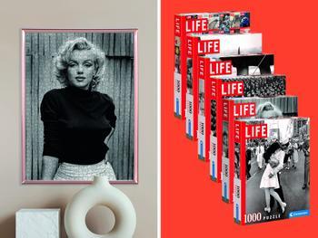 Clementoni LIFE 1000-Teile Puzzle