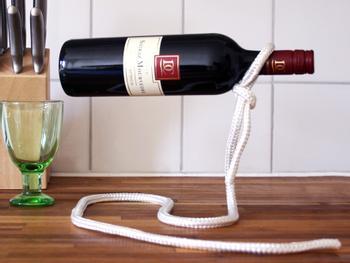 Lasso Weinflaschenhalter