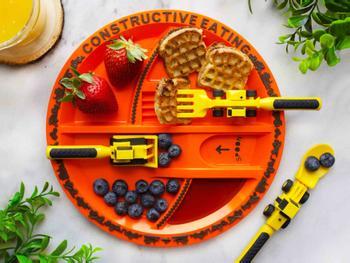Constructive Eating-Kinderteller