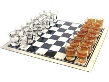 Trink-Schachspiel
