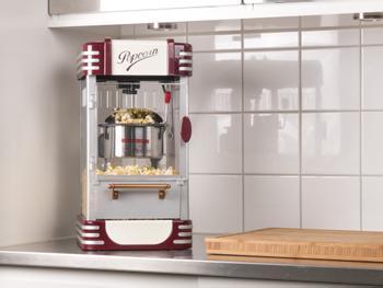 Popcornmaschine Cinema Style