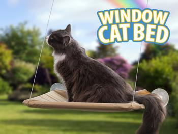 Katzenbett Für Die Fensterbank