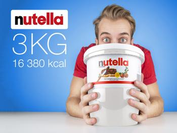 Nutella-Eimer