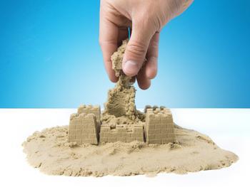 Zen-Sand Naturfarben