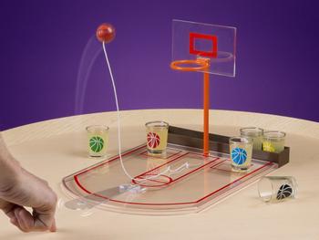 Basket-Shots Trinkspiel